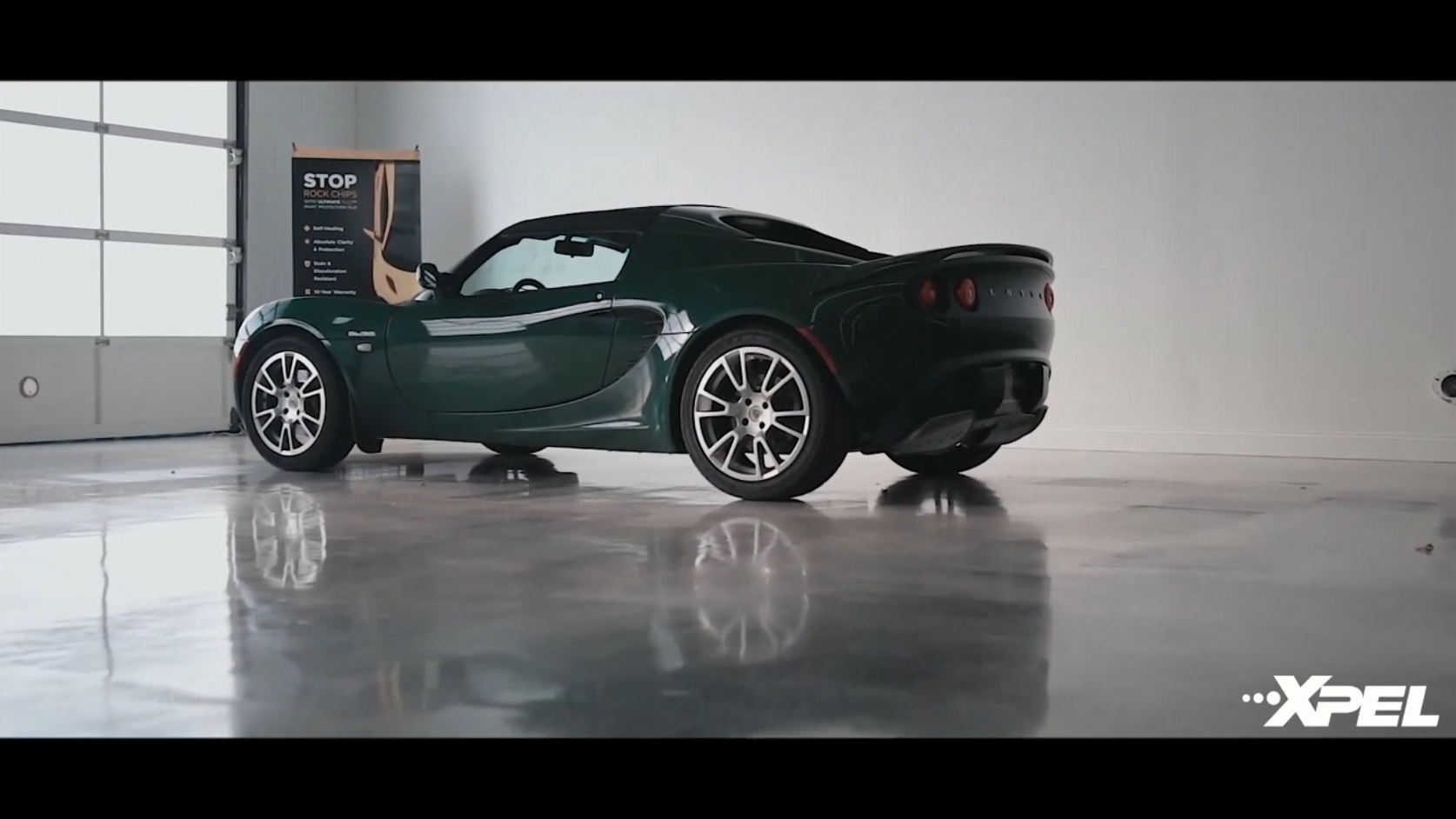 【海外案例】弗吉尼亚州 Simple Details-Elite Automotive Care店  Lotus Elise施工案例