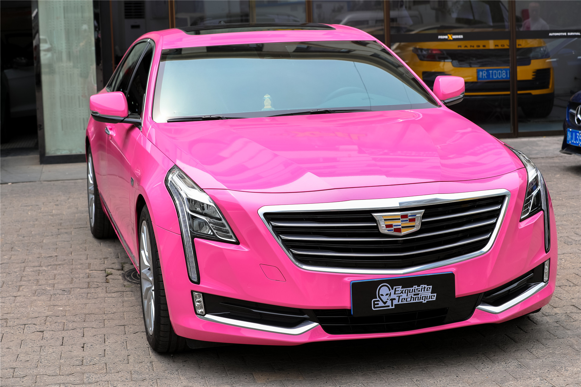 【本店案例】Cadillac CT6 280 --XPEL LUX PLUS